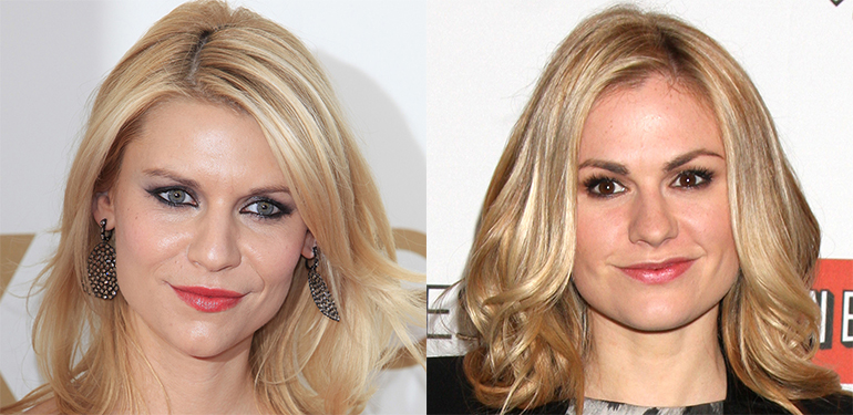 8 Uncanny Celebrity Look Alikes - Discover Fame Anna Paquin 2015